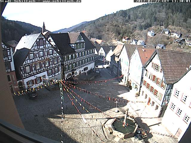 Webcam Schiltach