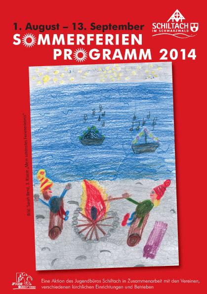 Sommerferien Programm-2014