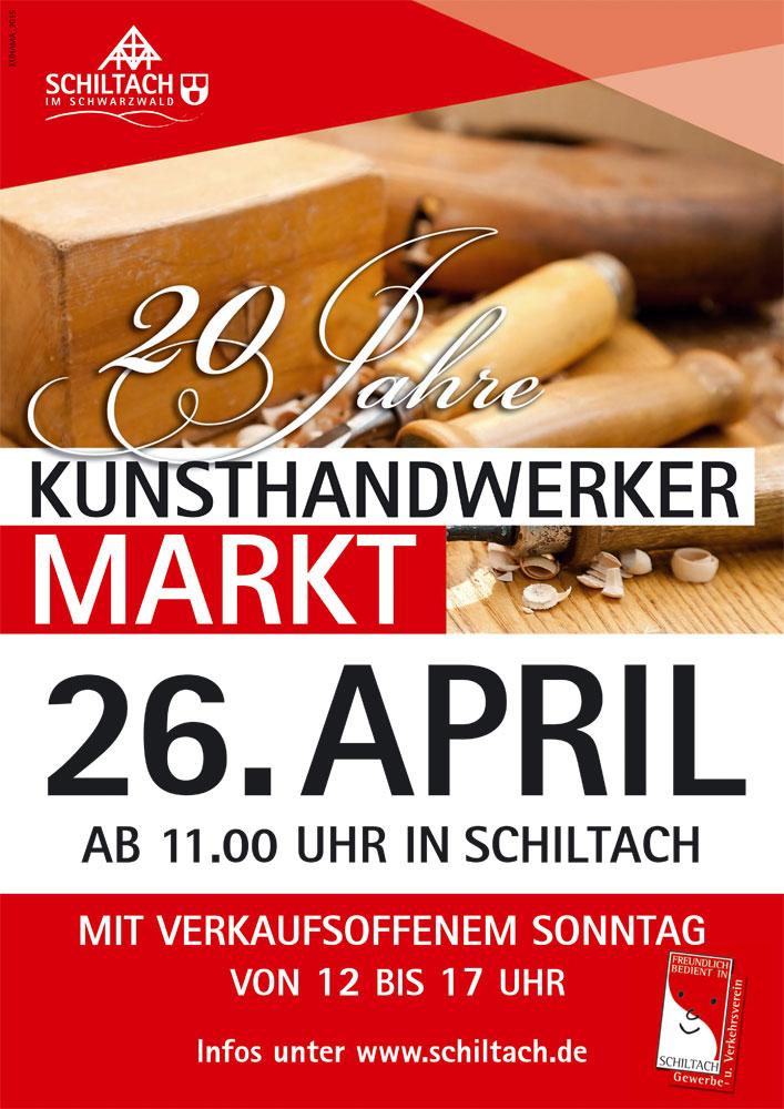 Kunsthandwerkermarkt 2015