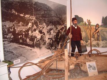 Im Schüttesägemuseum