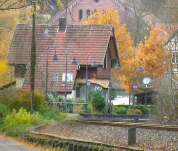 Schiltach Haltepunkt-Mitte