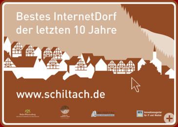 Schiltach ist Bestes InternetDorf der letzten 10 Jahre