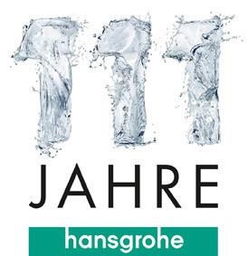 HansgroheSE 111Jahre Logo