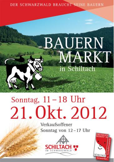 Plakat Bauernmarkt-2012