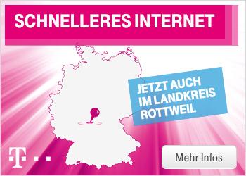 Schnelleres Internet