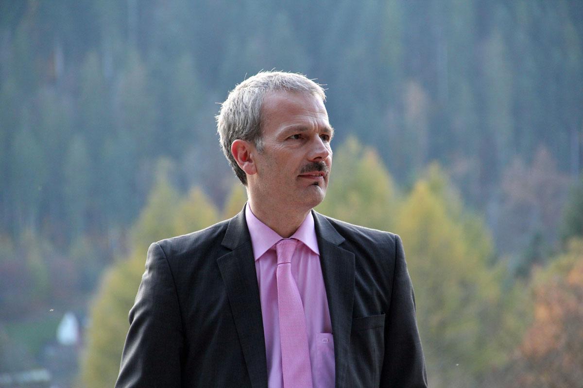 Bürgermeister Thomas Haas