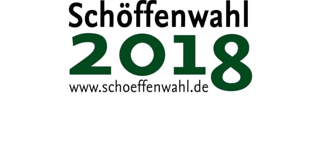 2018 Schffenwahl