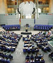 Bundestag: Plenarsaal