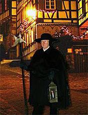 Nachtwächter Friedrich Arnold