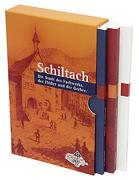 Der Schuber für alle drei Schiltacher Bücher