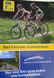 Mountainbike-Führer:Bike-Crossing Schwarzwald