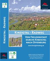 Tourbook zum beschilderten Kinzigtal-Radweg