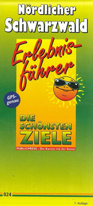 Erlebnisführer Nördlicher Schwarzwald