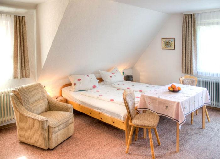 Obersteigenbach-Schlafzimme