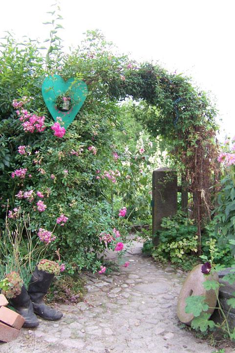 Herzlich Willkommen im Bauerngarten des Höfenhofs!