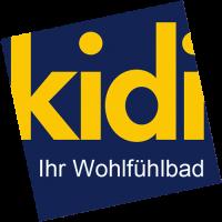 Logo kidi - Ihr Wohlfühlbad