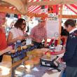 Treue Marktbeschicker: Franz-Heiri Furrer von der Alpe Spilau am Vierwaldstädter See