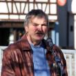 Nachdenkliche Worte gabs von Kar-Heinz Schillinger vom Ortsbauernverein zur Situation der Landwirtschaft im Schwarzwald