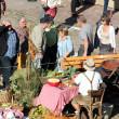 Der Juniorchef der Baderalm kochte live auf dem Marktplatz