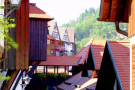 Über den Dächern von Schiltach