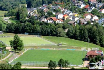 SpVgg Sportanlage