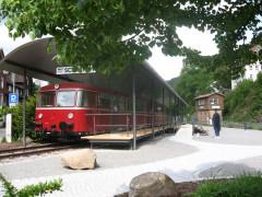 """Schienenbus """"Roter Brummer"""""""