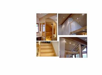 Diverse Holzarbeiten der Firma BWM