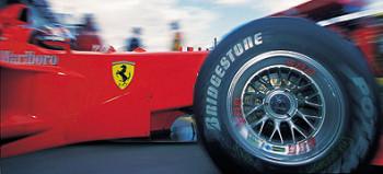 Formel1-Felge