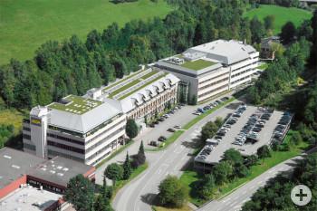Hauptsitz der VEGA Grieshaber KG in Schiltach