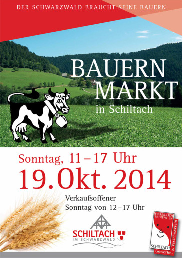 Bauernmarkt 2014