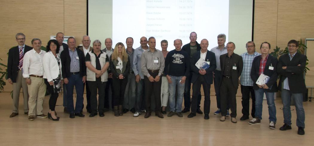 Hansgrohe Jubilarsehrung 2014
