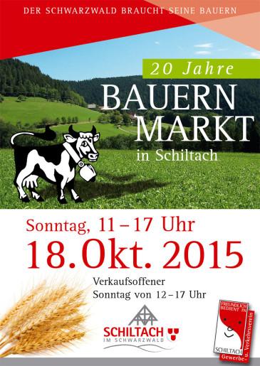 Bauernmarkt 2015