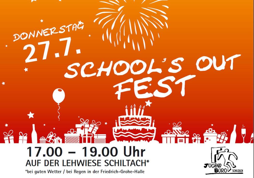 Jugendbüro  school`s out Bericht