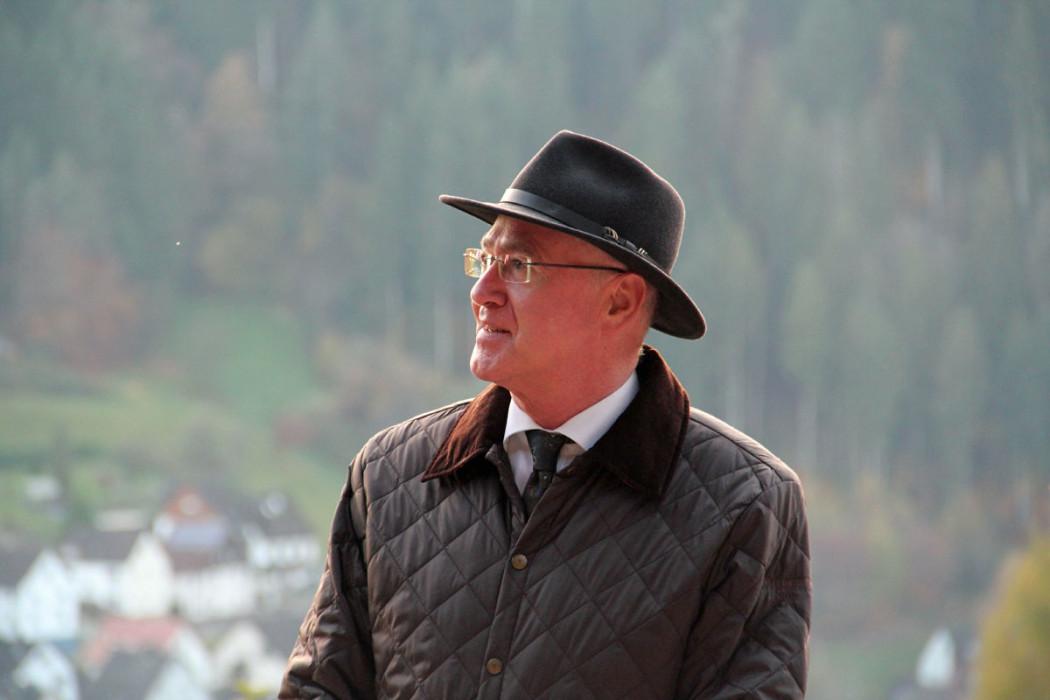 Landrat Dr. Wolf-Rüdiger Michel