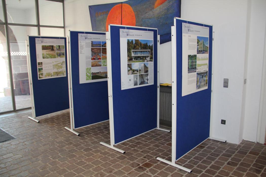 Ausstellung-Bauen