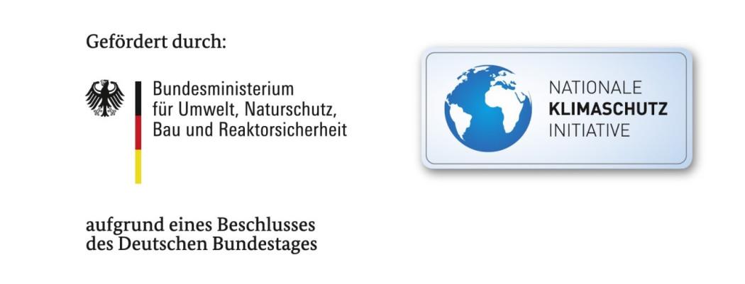 Logo Nationaler Klimaschutz