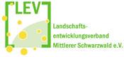 LEV-Logo mit Schrift
