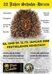 Jubiläums-Plakat