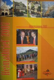 Heimatbrief 2007