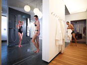 Die Hansgrohe Showerworld