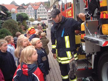 Brandschutztag 2008
