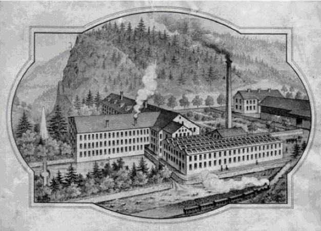 Die Firma Karlin am Hohenstein