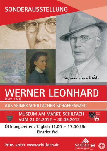 Werner Leonhard Sonderausstellung