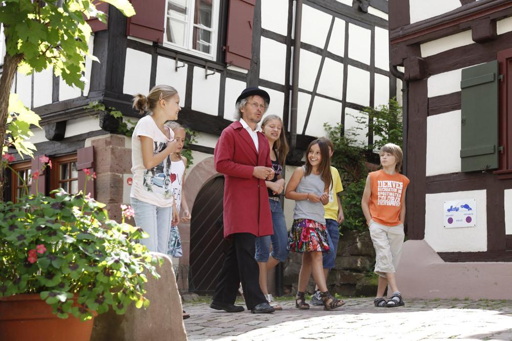 Stadtführung mit Klaus Grimm